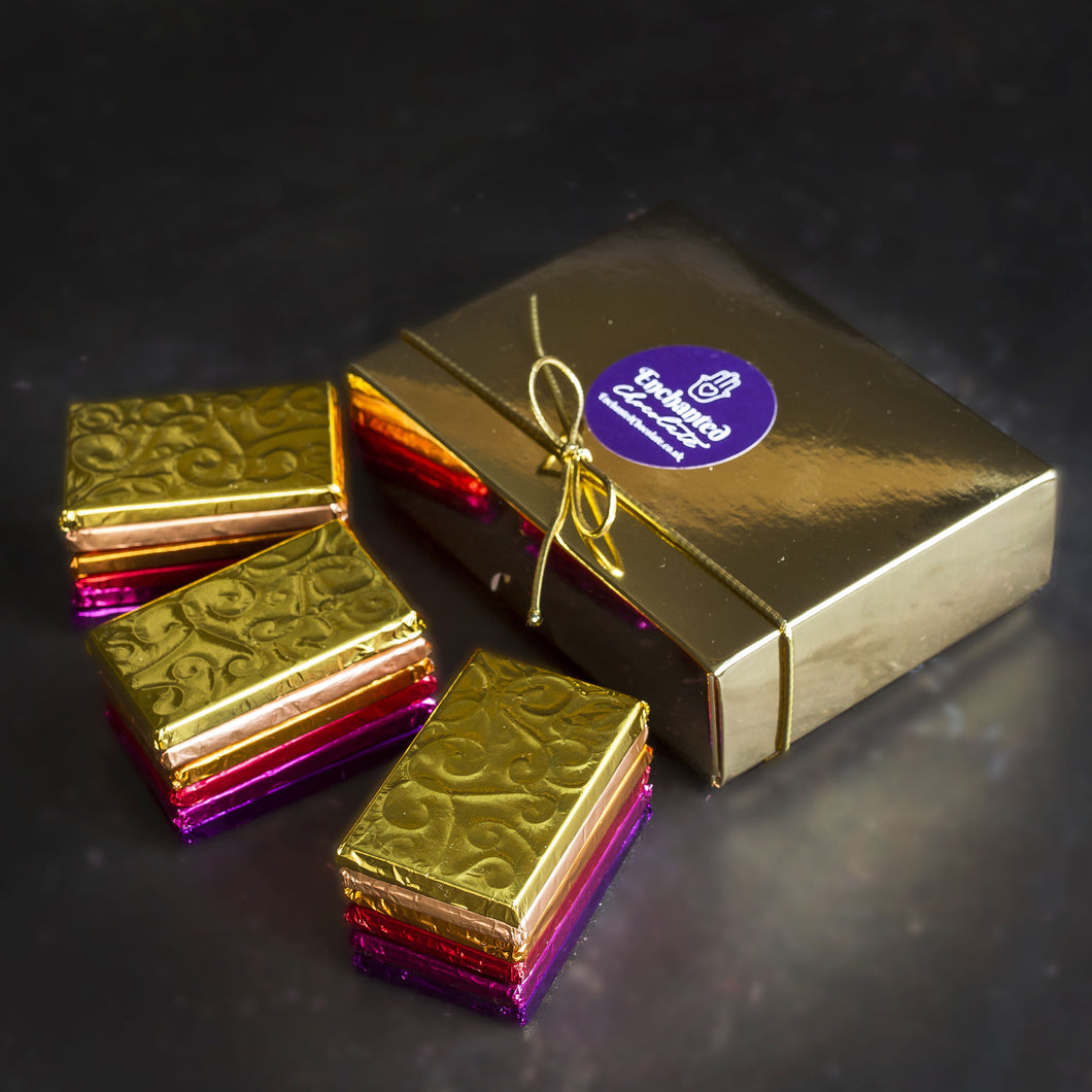 Raw Chocolate Enchantment Gift Box