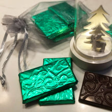 Peppermint Starlight After Dinner Raw Chocolate Thins - gift bag