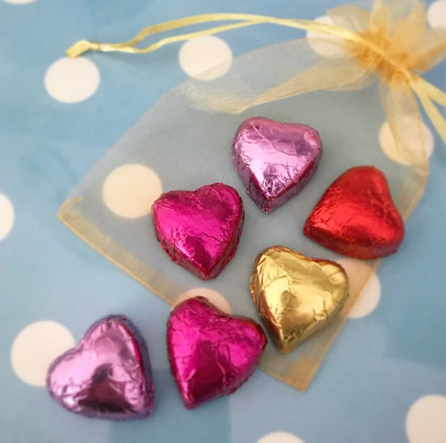 Love Hearts Gift Bag