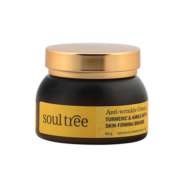 Crema Viso antirughe Curcuma e Amla-SOULTREE-Local Beauty