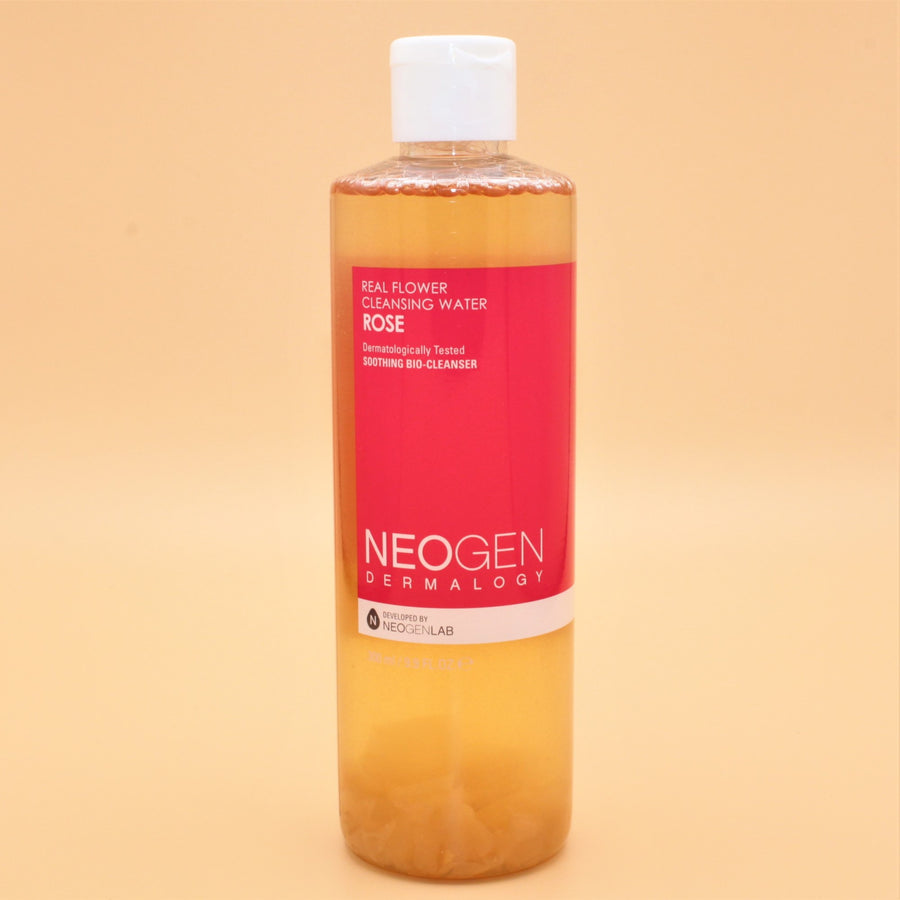 Tonico e Acqua detergente alla Rosa Real Flower-NEOGEN-Local Beauty