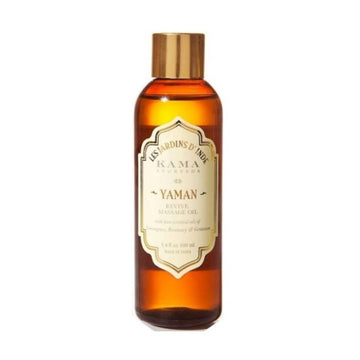 Olio da massaggio Yaman-KAMA AYURVEDA-Local Beauty
