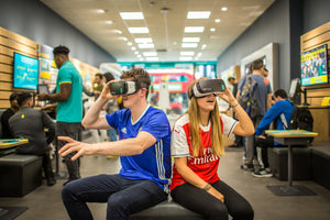 Is there a place for Virtual Reality in sport?