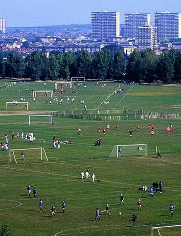 Hackney Marshes the home of grassroots football - safeguarding for kids sport