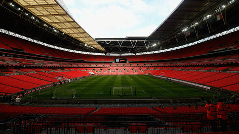 Wembley stadium investment in grassroots football for kids