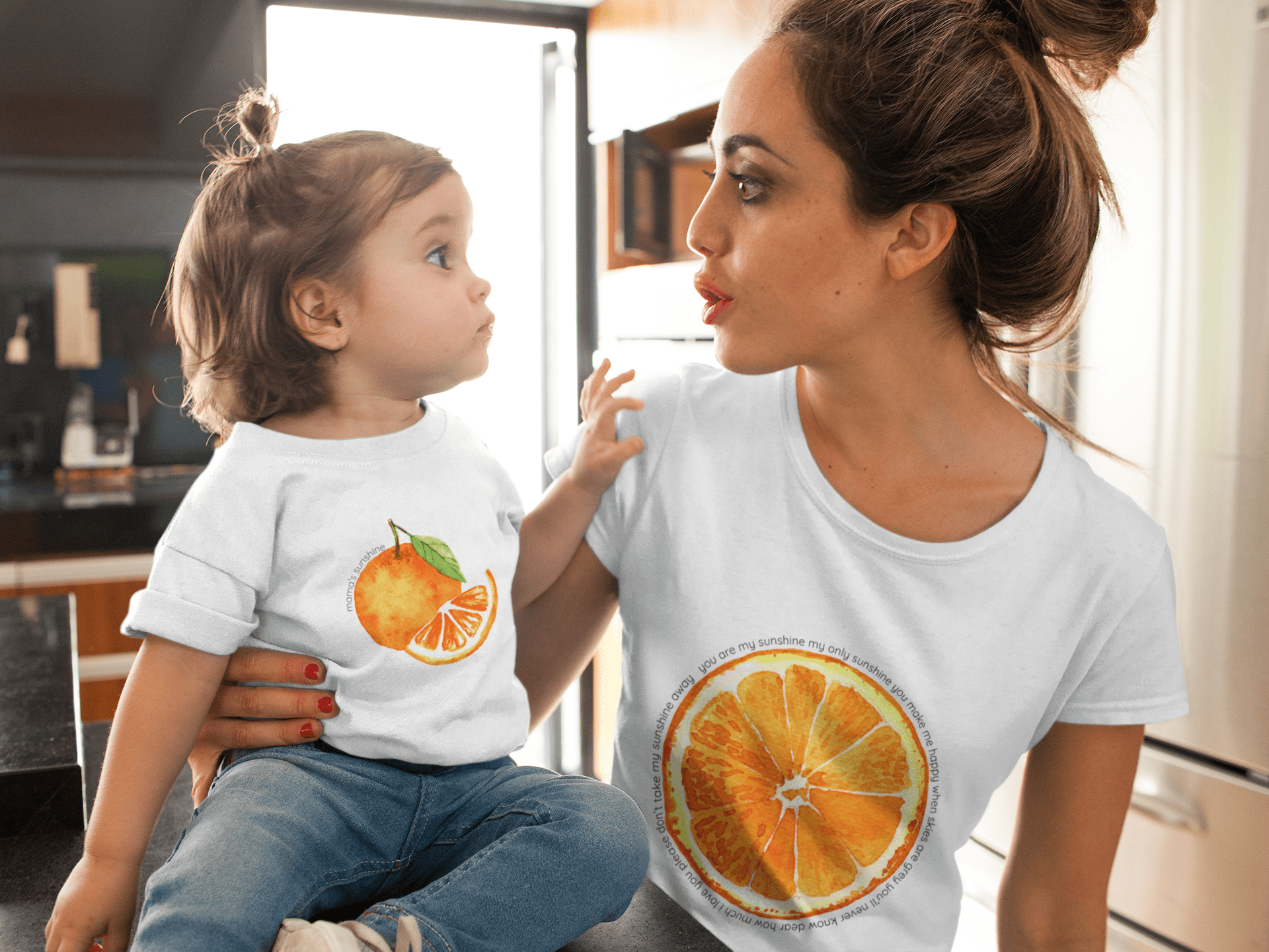You Are My Sunshine Classic Tee