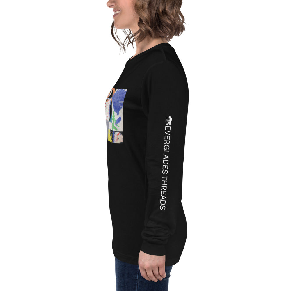 Commercial Art Classic Long Sleeve - Black