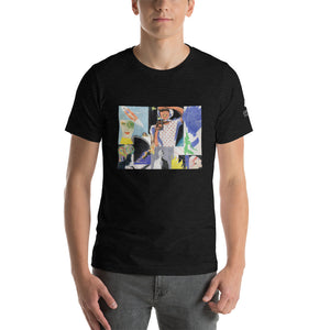 Open image in slideshow, Commercial Art Classic Jersey Tee