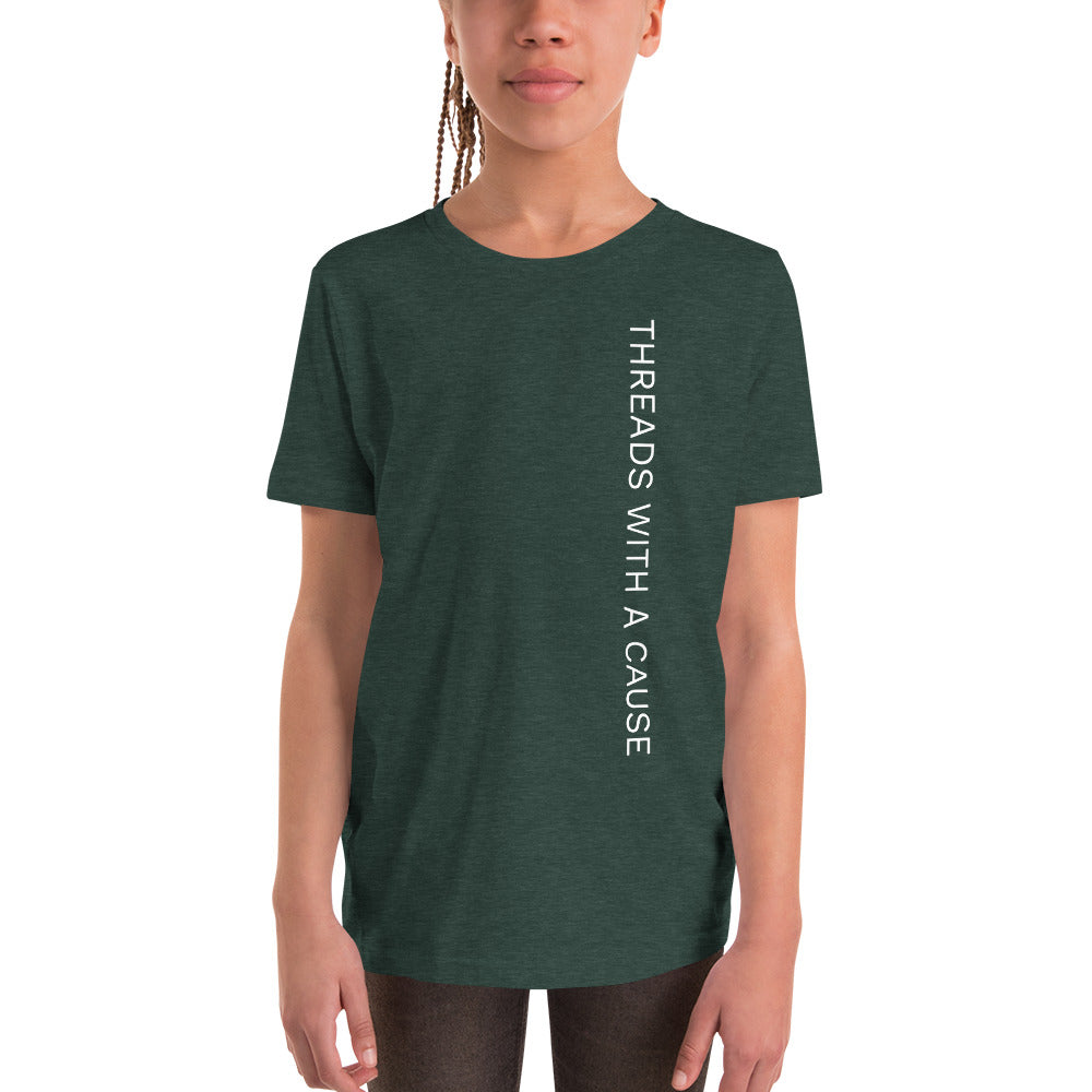 Everglades Threads Cause Youth Unisex Tee