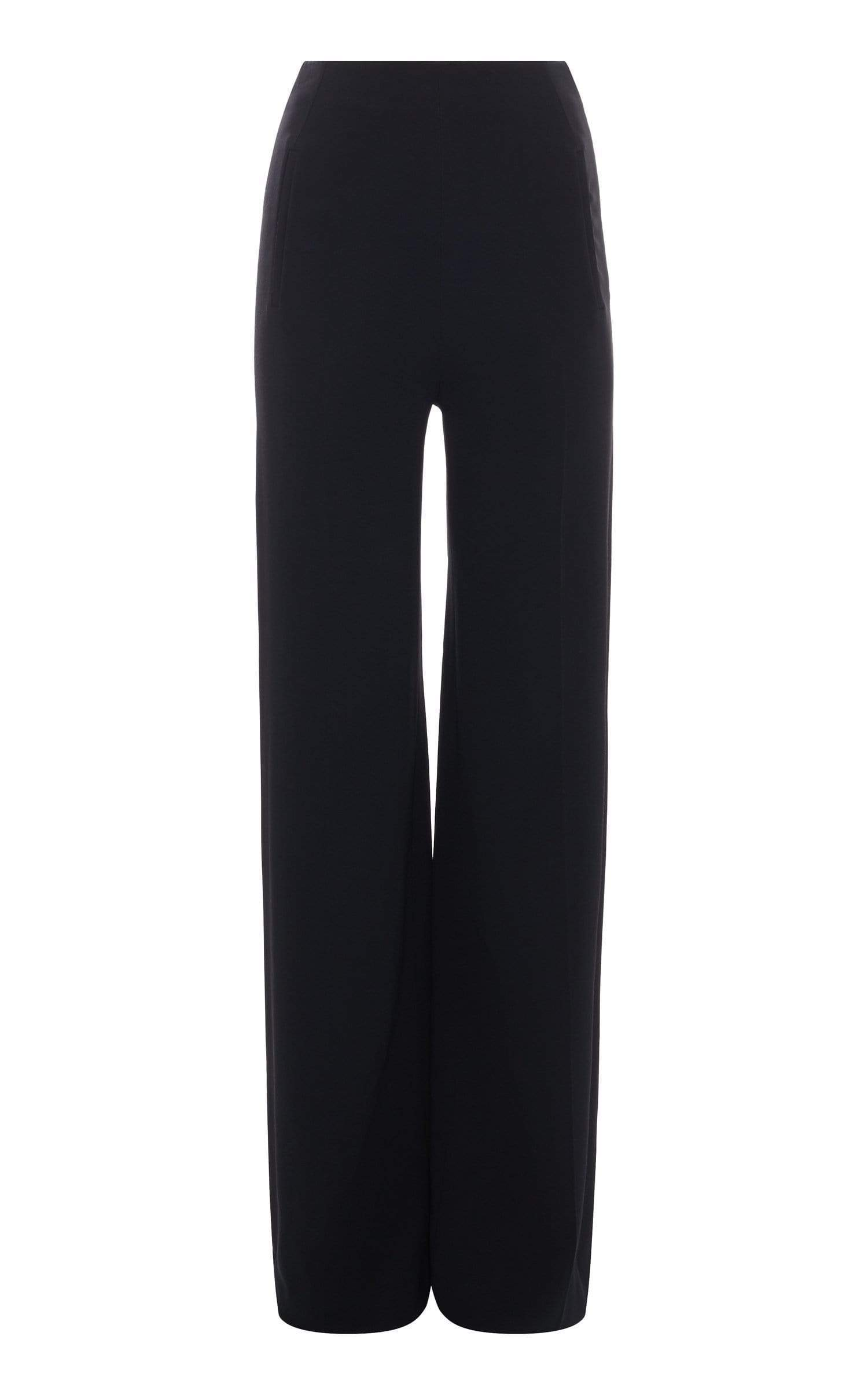 Axon Trouser In Black from Roland Mouret
