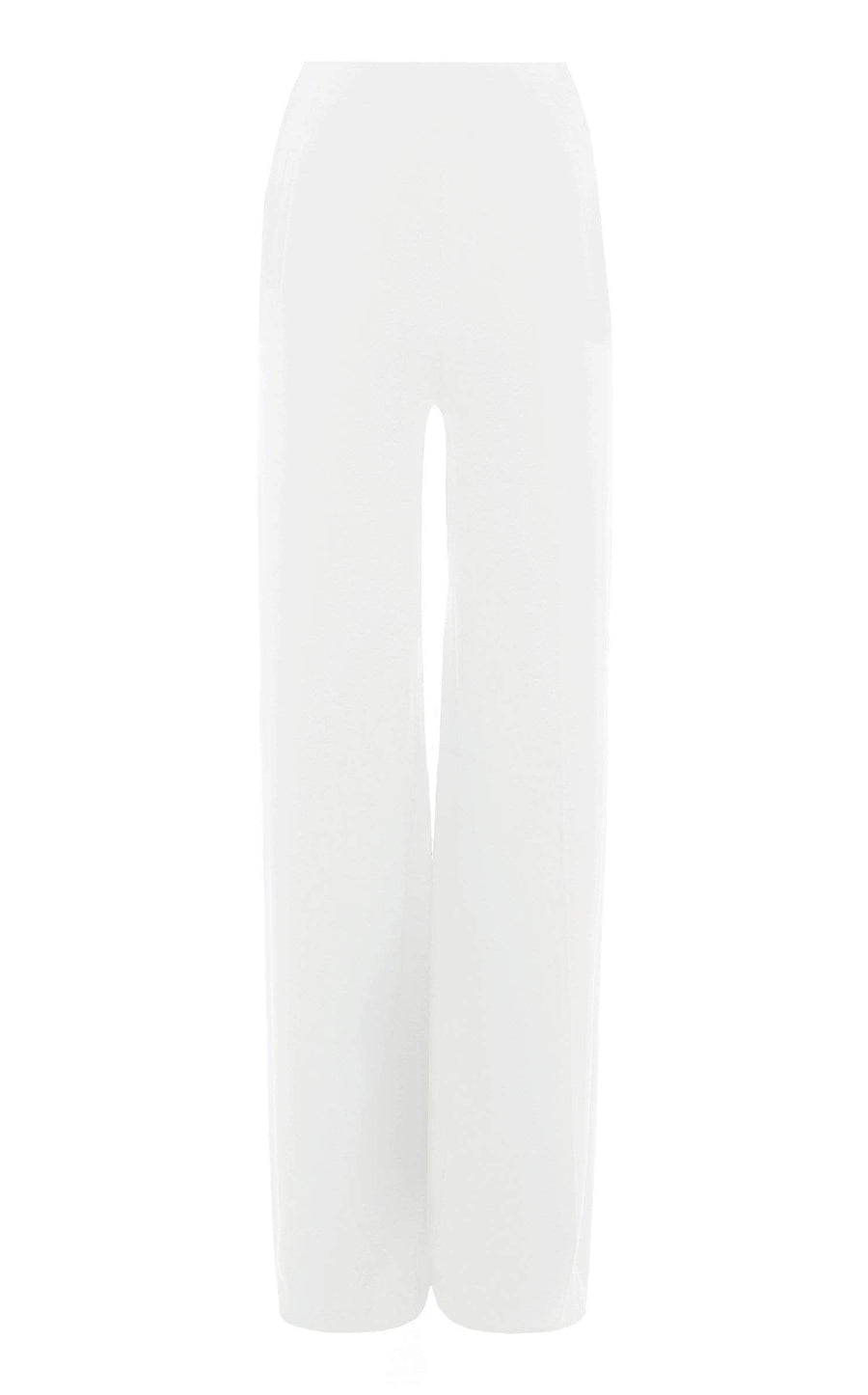 Axon Trouser In White from Roland Mouret