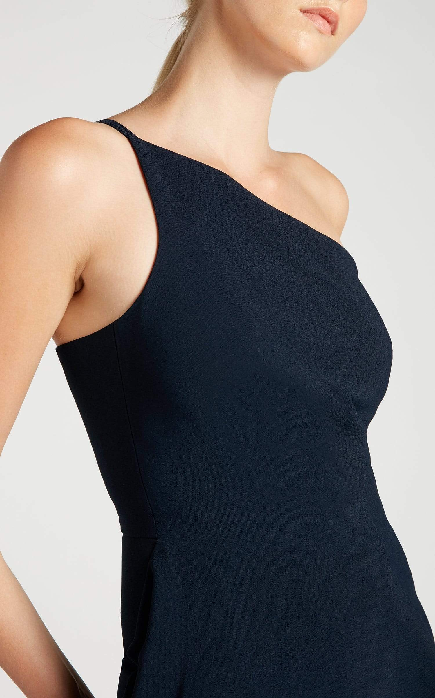 Charlesworth Jumpsuit In Navy from Roland Mouret