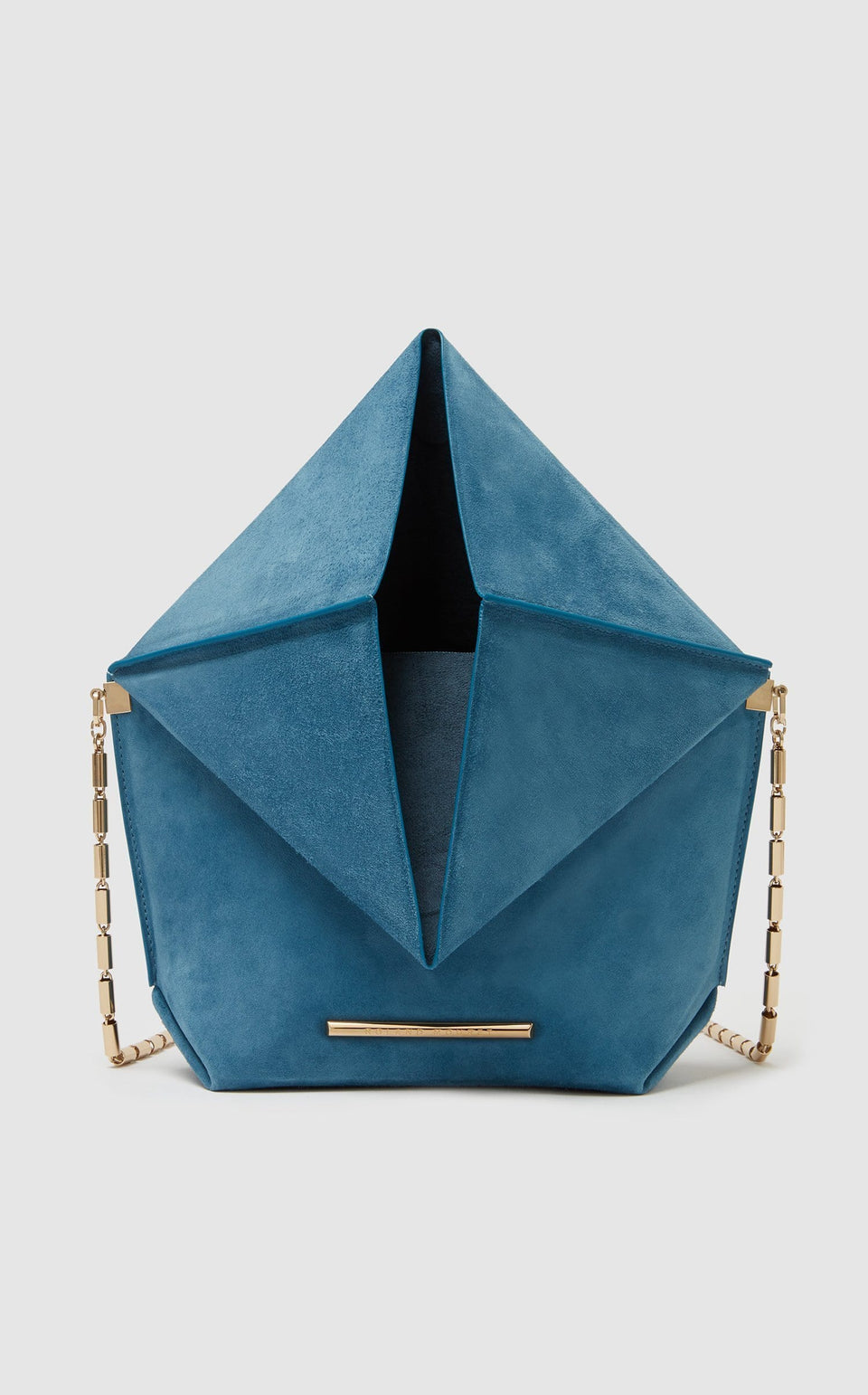 Classico Bag In Cornflower blue from Roland Mouret