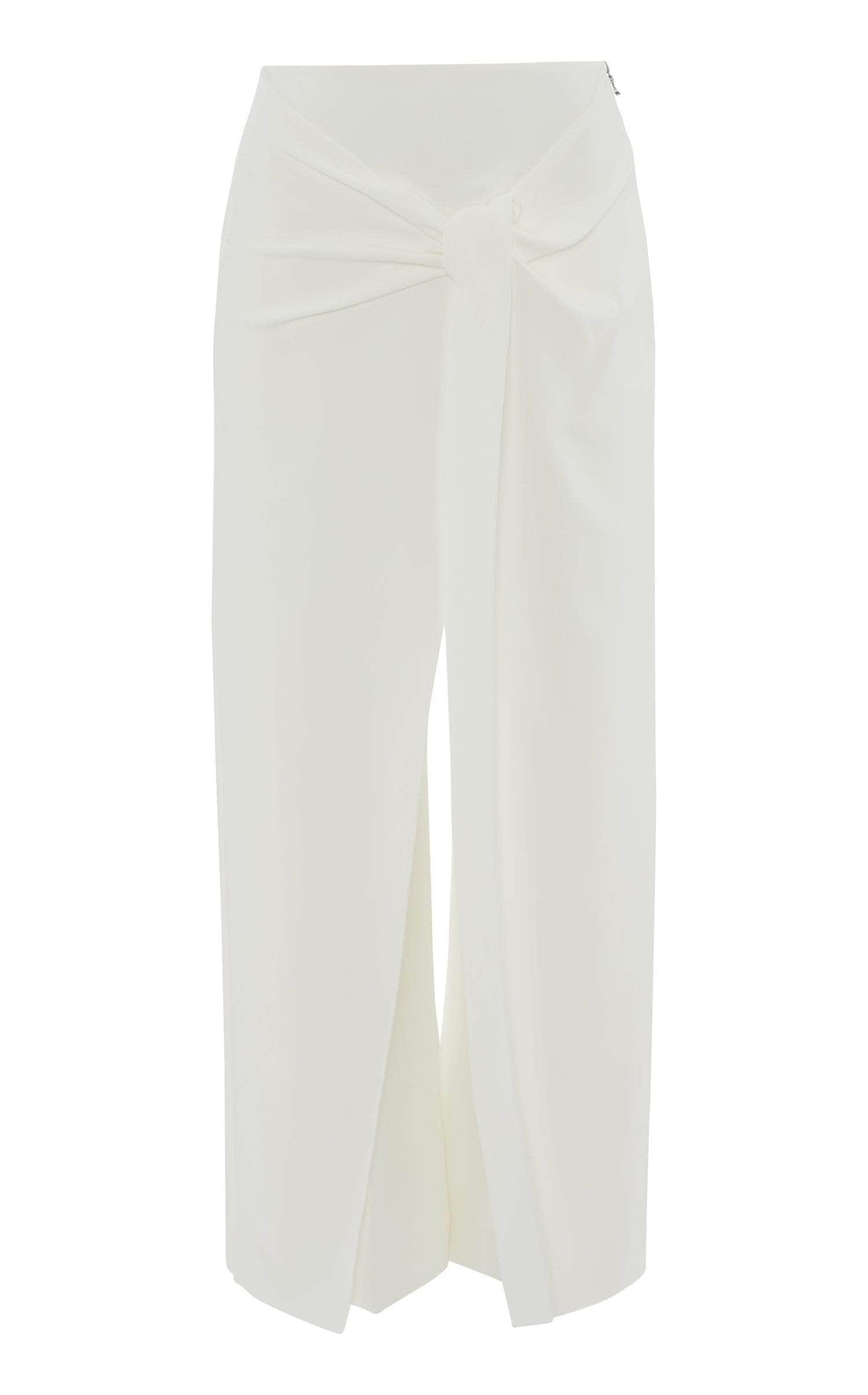 Fenwick Trouser In White from Roland Mouret