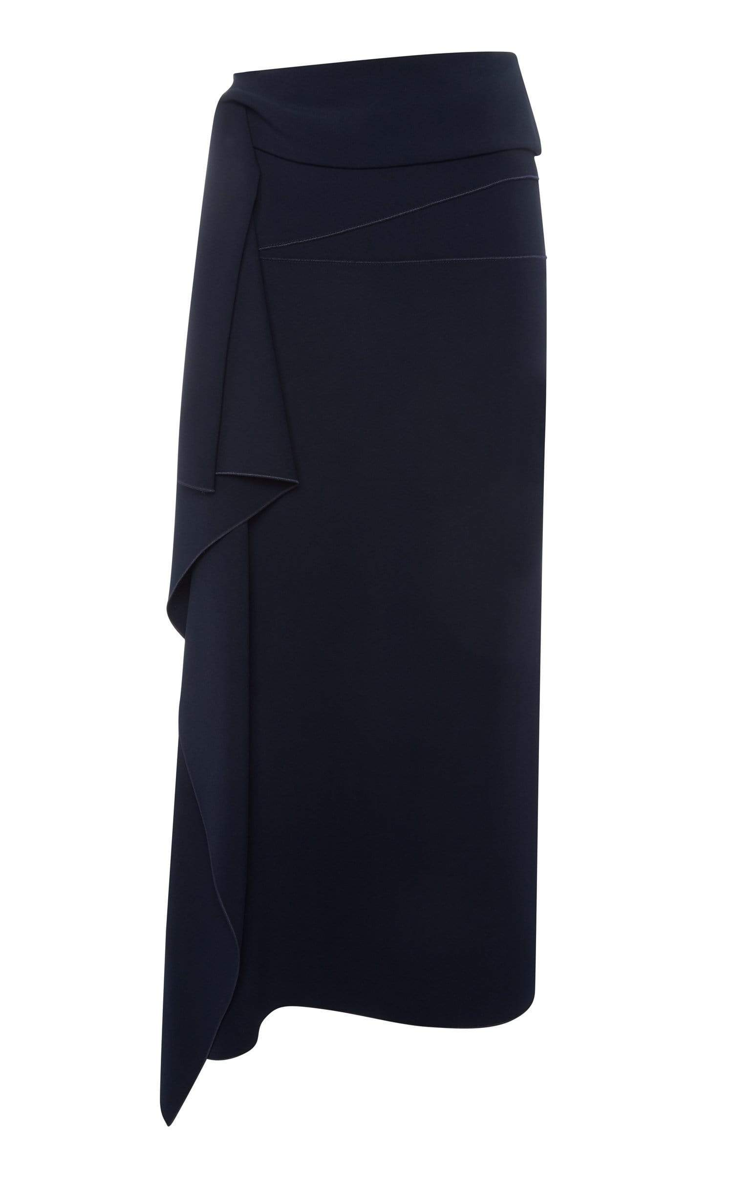 Kelley Skirt In Navy from Roland Mouret