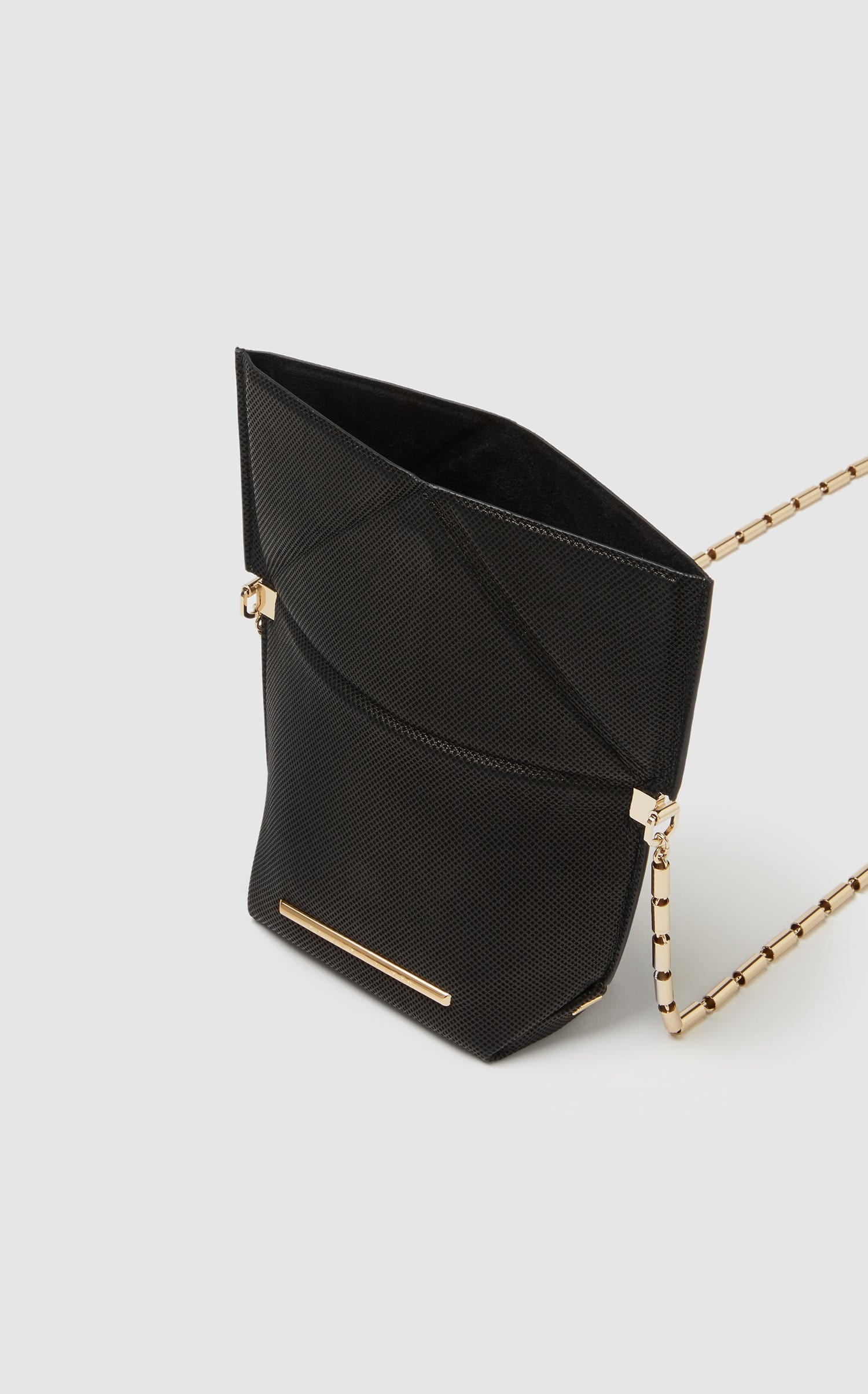 Mini Classico Bag In Black from Roland Mouret