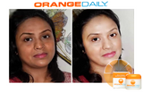 OrangeDaily Dual Action Whitening Cream