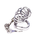 Long & Merciless Chastity Cage 2.28 inches