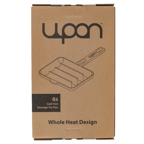 UPAN Cast Iron Fry Pan Boxed