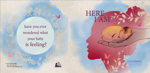 """Here I Am"" Board book – 2020 by Kathi Frankel (Author)"