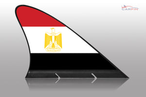 Egypt  Car Flag CARFIN , Magnetic Car flags and signs. - Carfin