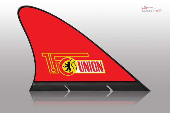 Union Berlin Car Flag, CARFIN  Magnetic Car Flag.