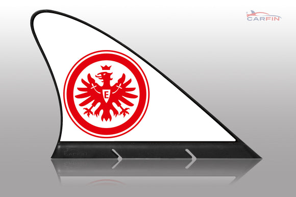Eintracht Frankfurt Car Flag, CARFIN  Magnetic Car Flag.
