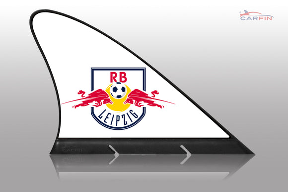 RB Leipzig Car Flag, CARFIN  Magnetic Car Flag.
