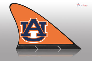 Auburn Tigers Car Flag, CARFIN  Magnetic Car Flag.