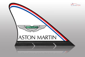 Austin Martin Car Flag CARFIN , Magnetic Car signs.