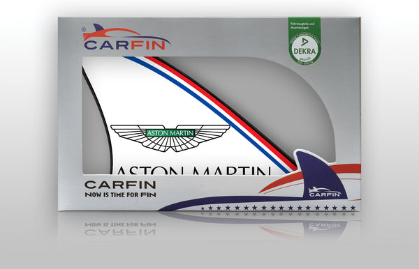 Austin Martin Car Flag CARFIN , Magnetic Car signs. - Carfin