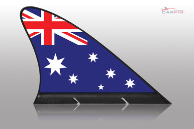 Australia Car Flag CARFIN , Magnetic Car flags and signs. - Carfin