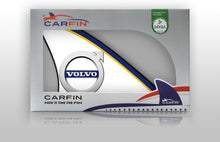 Volvo Car Flag CARFIN , Magnetic Car signs.