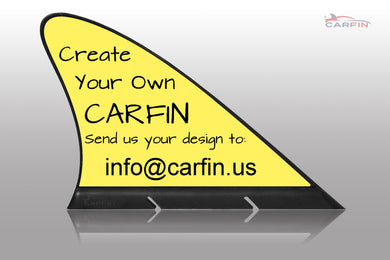 Car Flags - CREATE YOUR OWN DESIGN - Carfin