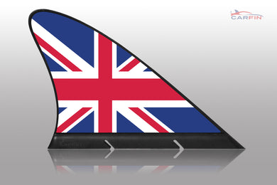 United Kingdom Car Flag CARFIN , Magnetic Car flags and signs. - Carfin