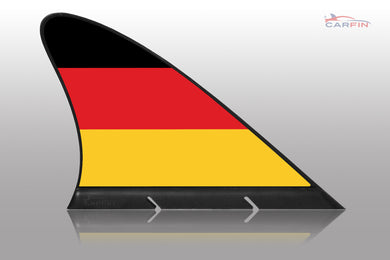 Germany  Car Flag CARFIN , Magnetic Car flags and signs. - Carfin