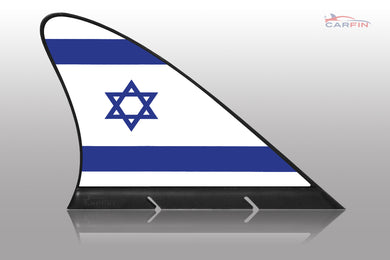 Israel Car Flag CARFIN , Magnetic Car flags and signs. - Carfin