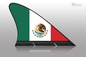 Mexico Car Flag CARFIN , Magnetic Car flags and signs. - Carfin