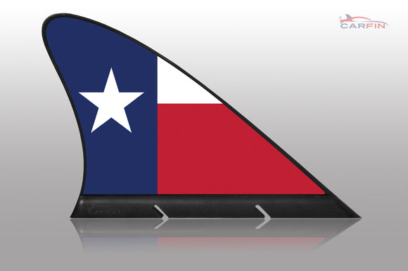 Texas Car Flag CARFIN , Magnetic Car signs. - Carfin