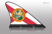 Florida Car Flag CARFIN, Magnetic Car Signs - Carfin