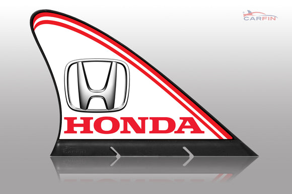 Honda Car Flag CARFIN , Magnetic Car signs. - Carfin