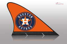 Houston Astros Car Flag, CARFIN  Magnetic Car Flag.