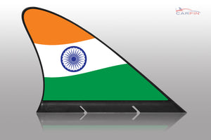 India Car Flag CARFIN , Magnetic Car flags and signs. - Carfin
