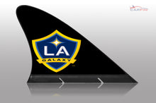 Los Angeles LA Galaxy Soccer Car Flag, CARFIN  Magnetic Car Flag.