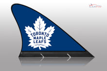 Toronto Maple Leafs Car Flag, CARFIN  Magnetic Car Flag.