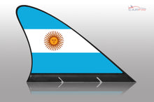Argentina Car Flag CARFIN , Magnetic Car flags and Signs. - Carfin