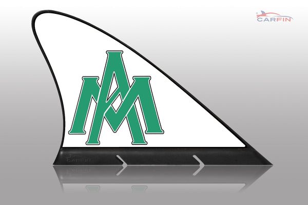 Arkansas-Monticello Boll Weevils Car Flag, CARFIN  Magnetic Car Flag.