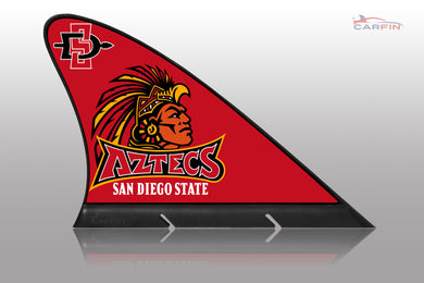 San Diego State University  Car Flag, CARFIN  Magnetic Car Flag.