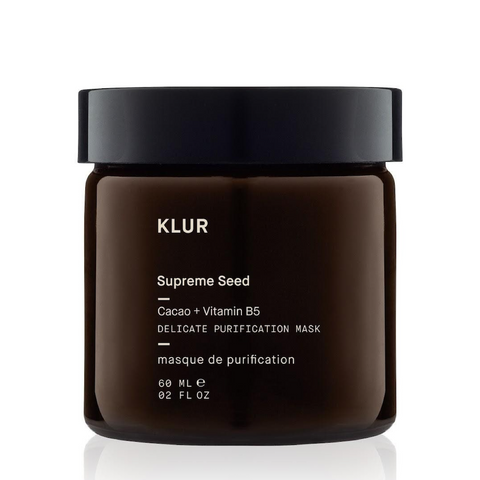 KLUR Supreme Seed Delicate Purification Mask | Ambrosia | Hong Kong