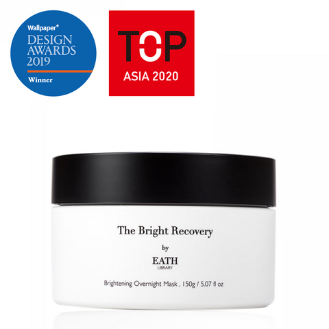 EATH Library The Bright Recovery Brightening Overnight Mask | Ambrosia | Hong Kong